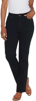 Belle By Kim Gravel Belle by Kim Gravel Flexibelle 5-Pocket Boot Cut Jeans Reg.