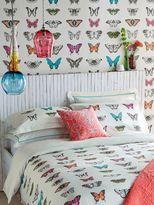 Harlequin Papilio oxford pillowcase