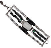 Erickson Beamon Multistrand Crystal Bracelet