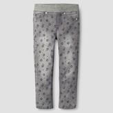 Toddler Girls' Skinny Jeans Gray Wash - Cat & Jack