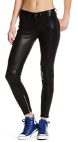 Black Orchid Moto Leather Pants