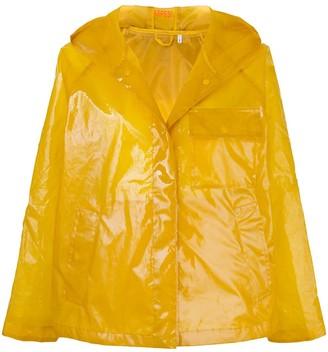 Aspesi Hooded Zipped Jacket