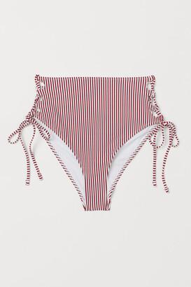 H&M Brazilian Bikini Bottoms - White