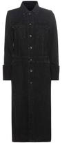 Helmut Lang Trench-coat En Denim