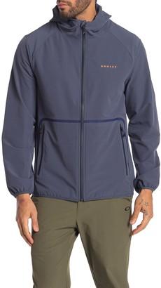 Oakley Urban Commuter Hooded Front Zip Jacket