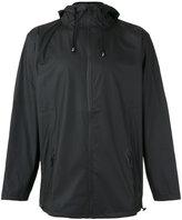 Rains hooded windbreaker jacket - men - Polyester/Polyurethane - S/M