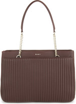 DKNY Gansevoort quilted leather shopper