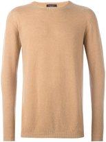 Roberto Collina cashmere round neck pullover