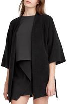 Halston Belted Kimono Cardigan