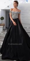 Tarik Ediz Valencia Evening Dress