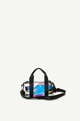 Ardene Iridescent PVC Crossbody Bag
