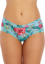 Hanky Panky Moonflower Lace Girlkini Boyshorts