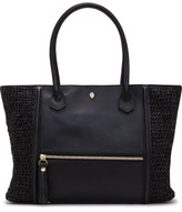Helen Kaminski Crochet And Leather Essentials