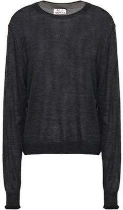 Acne Studios Melange Knitted Sweater