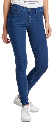 Only Rain Skinny Jean Mid Blues XS/32