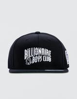 Billionaire Boys Club Curve Logo Snapback Hat