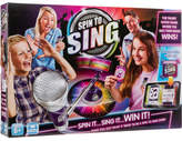 Board Games Spin To Sing