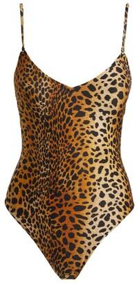 Melissa Odabash Bora Bora Cheetah Swimsuit