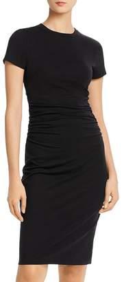 Aqua Ruched T-Shirt Dress - 100% Exclusive