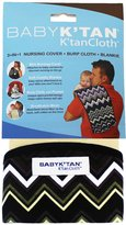 Baby K'tan Baby Carrier Cloth - Black