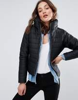 Daisy Street Padded Jacket