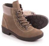 Hush Puppies Dorris Fairley WeatherSMART Sweater Cuff Boots - Waterproof, Insulated, Leather (For Women)