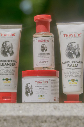 Thayers Natural Remedies Witch Hazel Toner Pads