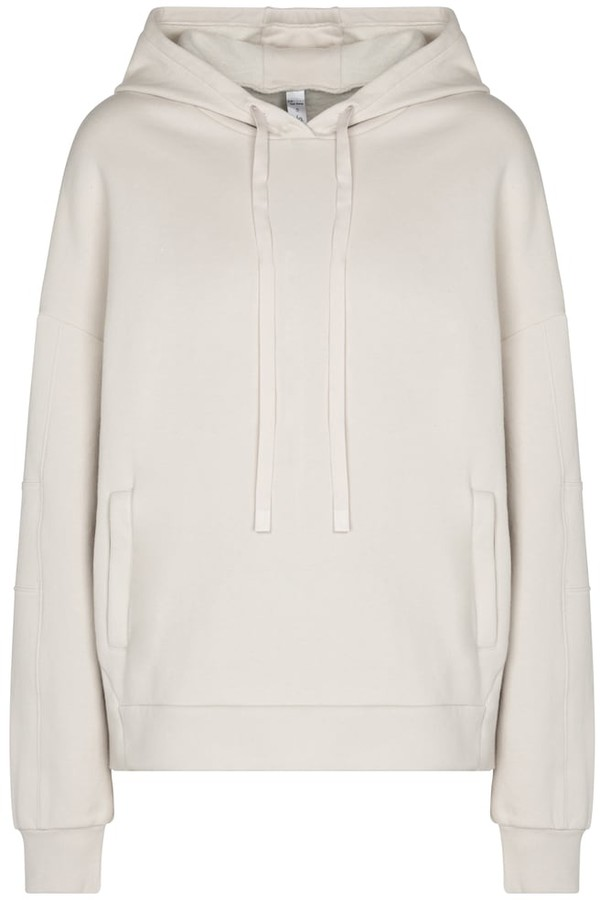 Alo Yoga Interval cotton-blend hoodie