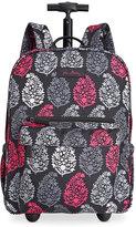 Vera Bradley Lighten Up Rolling Backpack