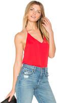Amanda Uprichard Wynne Cami in Red. - size L (also in M,S,XS)