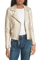 Joie Women's Leolani Leather Jacket