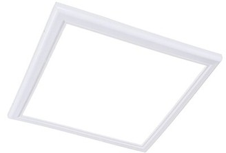 Inti Lighting 2' x 2' LED Flat Panel Light Color Temperature: 4000