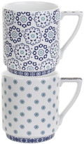 Ted Baker Stacking Mug - Set of 2 - Balfour V & VI