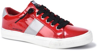 Vintage Havana Liquid Patent Leather Sneaker