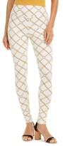 INC International Concepts Inc Women's Chain-Print Leggings, Created For Macy's