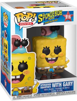 SpongeBob Squarepants FUNKO with Gary Camping Figure