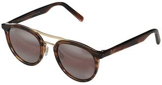 Maui Jim Sunny Days (Espresso Smoke/Maui Rose) Fashion Sunglasses
