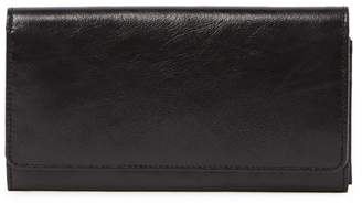 Tusk Accordian Leather Clutch Wallet