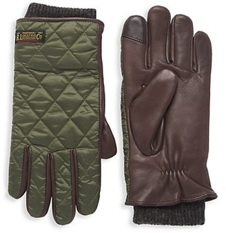 Polo Ralph Lauren Touch Quilted Field Gloves
