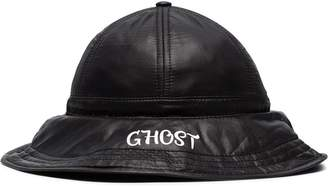 Heron Preston ghost print fisherman hat