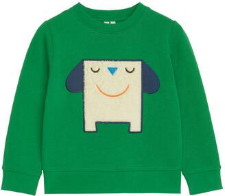 Arket Monster Patch Sweatshirt