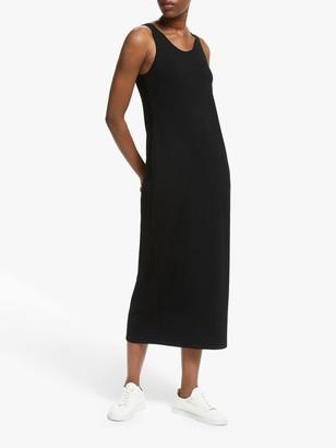 Eileen Fisher Scoop Neck Dress, Black