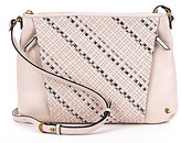 Elliott Lucca Mari Woven Medium Cross-Body Bag