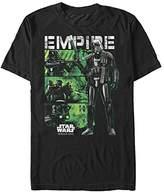 Star Wars Men's Rogue One Empire Love T-Shirt