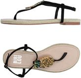 Bibi Lou Toe strap sandals - Item 11119499