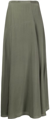 Theory Asymmetric Maxi Skirt