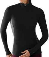 Smartwool NTS 250 Midweight Base Layer Hoodie - Merino Wool, Full Zip (For Women)