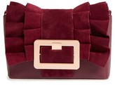 Ted Baker Nerinee Bow Buckle Clutch - Red