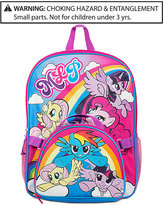 My Little Pony Backpack with Lunch Bag, Little Girls (2-6X) & Big Girls (7-16)