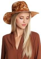 Helen Kaminski Chiara Printed Wool Hat